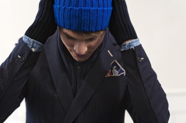 Марка Gant Rugger опубликовала второй лукбук осенней коллекции одежды. Изображение № 17.