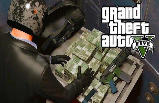 В первый день продаж GTA V заработала 800 миллионов долларов. Изображение № 1.