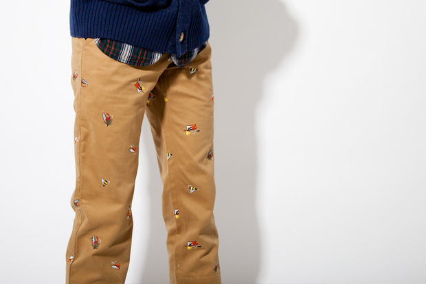 Марка Billionaire Boys Club опубликовала лукбук осенней коллекции одежды. Изображение № 12.