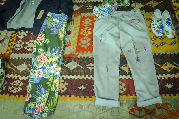 Еще одни примеры гавайского влияния в одежде от марки The Editor. Изображение № 81.