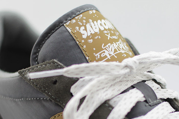 Совместная коллекция кроссовок Saucony и русской марки Anteater. Изображение № 2.