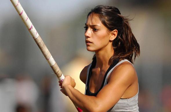 Женская лига: 12 сексуальных спортсменок. Изображение №13.