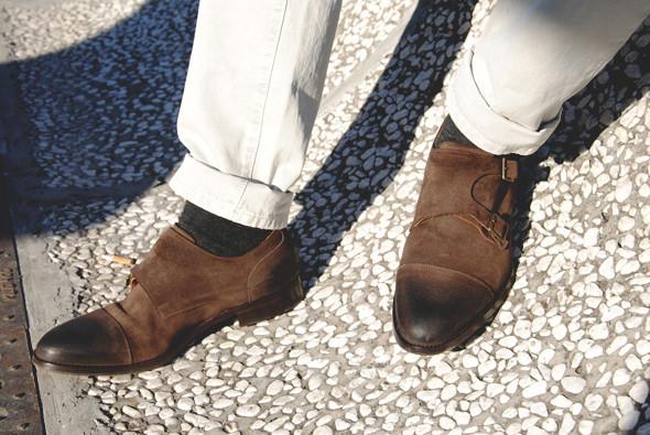 Детали: Репортаж с выставки мужской одежды Pitti Uomo. День второй. Изображение № 26.