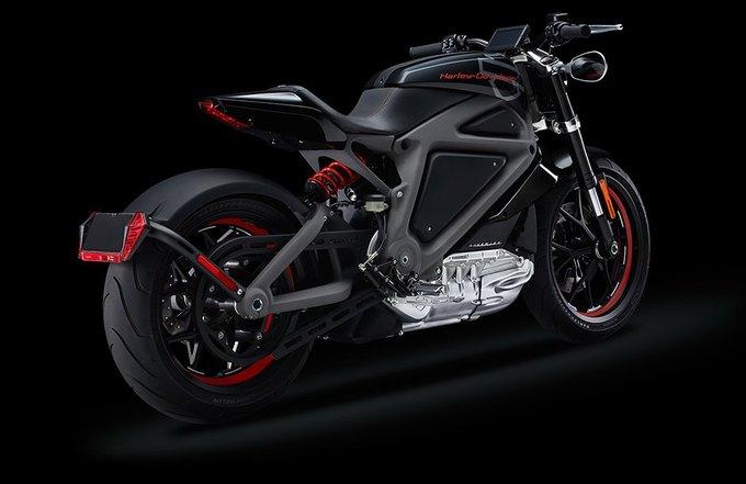Harley-Davidson выпустит свой первый серийный мотоцикл с электродвигателем. Изображение № 9.