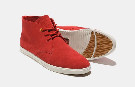 Американская марка Clae выпустила весеннюю коллекцию ботинок Strayhorn. Изображение № 6.