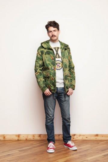 Американская марка 10.Deep выпустила лукбук весенней коллекции одежды. Изображение № 16.