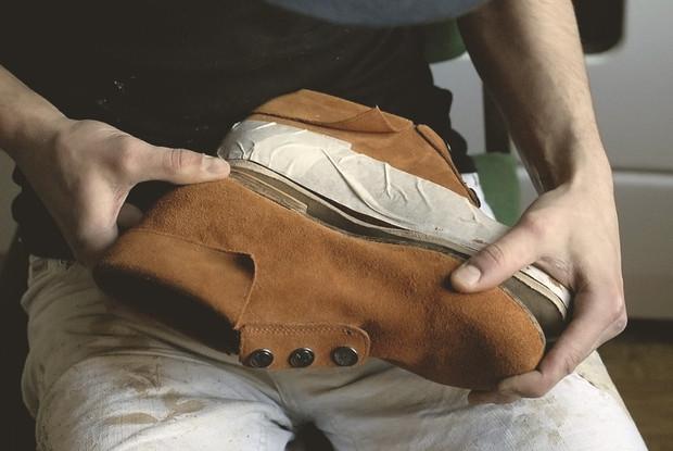 Обувь своими руками: Как сделать ботинки мечты в домашних условиях. Изображение № 29.