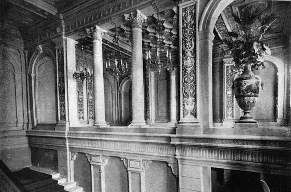 Сандуновские бани, 1895-1896 год. Изображение № 4.