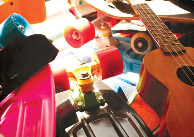 Марка Penny Skateboards опубликовала лукбук весенней коллекции. Изображение № 2.