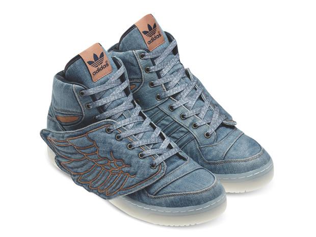 Обувь из денима: вчера, сегодня, завтра. Изображение № 2.