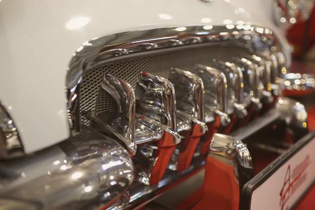 Машина времени: 8 лучших ретроавтомобилей с выставки «Олдтаймер». Изображение № 45.