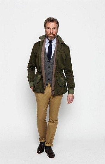 Марка Ovadia & Sons опубликовала лукбук осенней коллекции одежды. Изображение № 2.