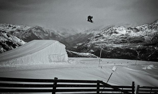 Фотографии со съемок фильма о российском сноубординге «Что Это?». Изображение № 2.