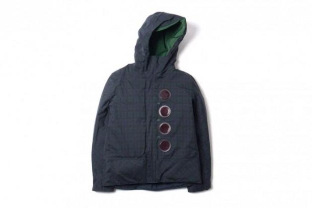 Марка Undercover выпустила вторую часть осенней коллекции одежды. Изображение № 4.