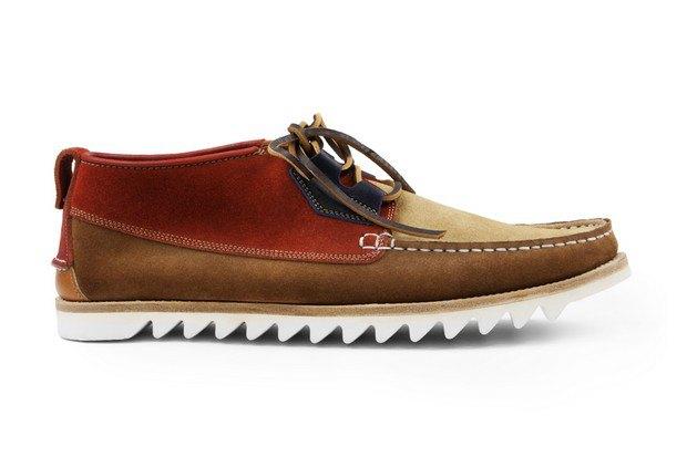 Французская марка Heschung выпустила весеннюю коллекцию обуви. Изображение № 9.