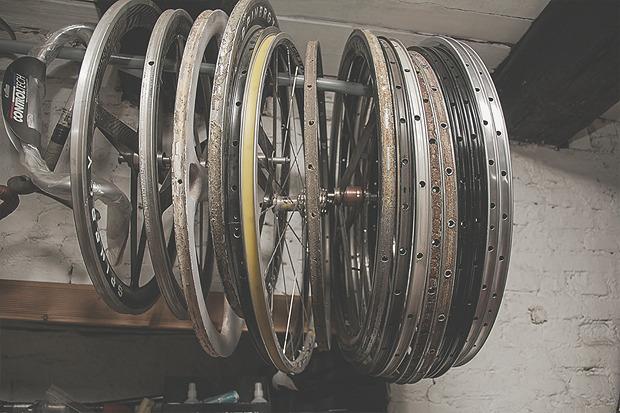 «Можно поехать в отпуск, а можно взять и купить сварочный аппарат»: Инженеры веломастерской Ellipsis. Изображение № 9.