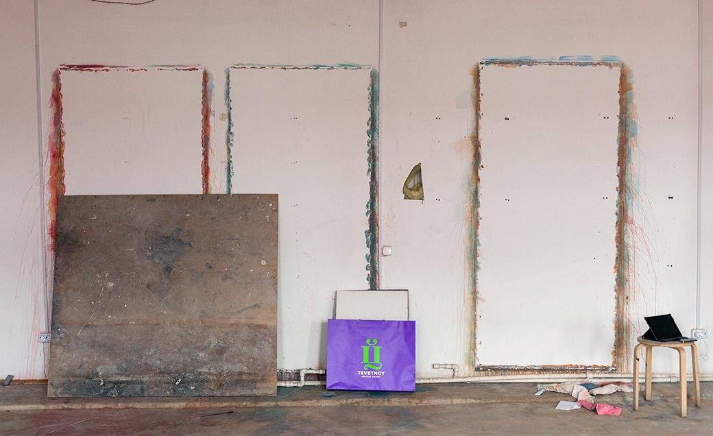 Дом культуры: Молодые московские художники и их мастерские. Изображение № 18.