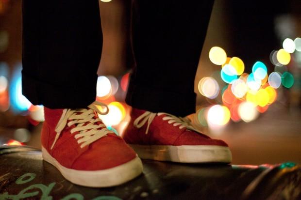 Калифорнийская марка Huf выпустила новый лукбук и весеннюю коллекцию обуви. Изображение № 6.