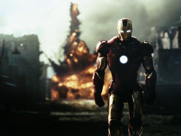 Армия США возьмет на вооружение костюмы Железного человека. Изображение № 1.
