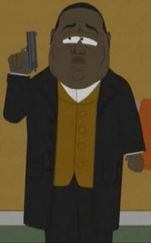 Рэпер Notorious B.I.G. оживет в качестве мультяшного привидения. Изображение № 4.