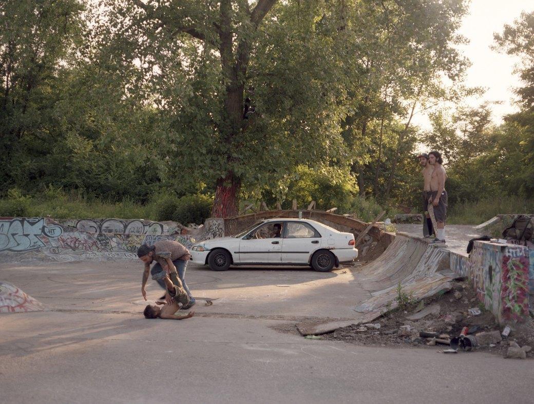 Как американские подростки построили скейт-парк в самом бедном районе Кливленда. Изображение № 30.
