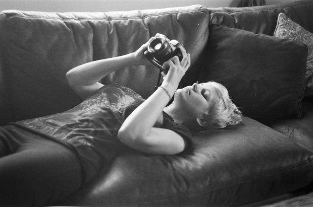 За кадром: Как снимали девушек в мужских вещах. Изображение № 23.