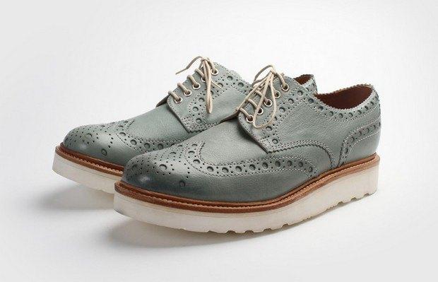 Марка Grenson выпустила весеннюю коллекцию обуви. Изображение № 14.