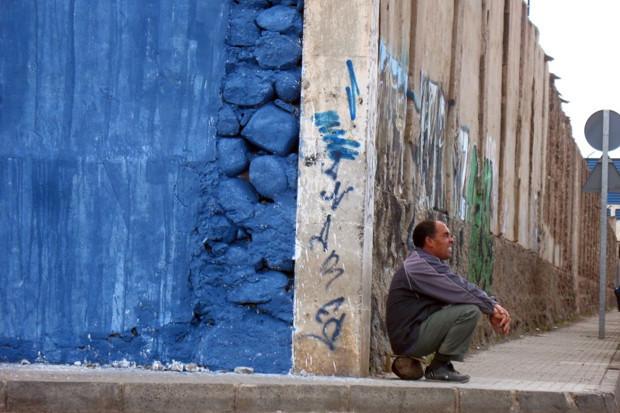 Уличный художник Blu представил новую работу в Марокко. Изображение № 6.
