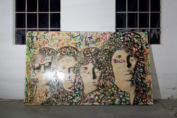 Выставка работ уличного художника Mr. Brainwash. Изображение № 2.