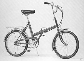 Велосложение: Путеводитель по складным велосипедам —зачем они нужны и как их найти. Изображение № 32.