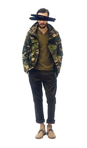Марка Wtaps опубликовала лукбук весенней коллекции одежды. Изображение № 9.