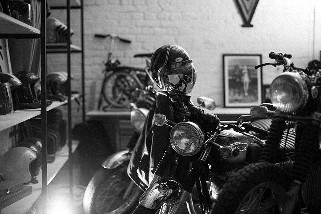 Как развивается московская мотокультура: Интервью с участниками мотосообществ . Изображение № 3.