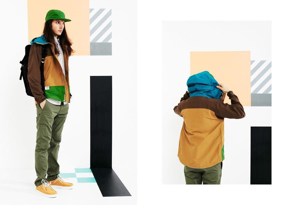 Магазин Kixbox выпустил лукбук весенней коллекции одежды. Изображение № 1.