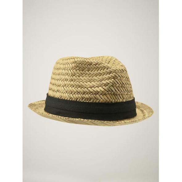 Gap Woven Straw Fedora Hat, 29.95$. Изображение №6.