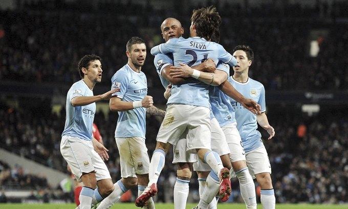 Рассерженные горожане: Как «Манчестер Сити» из посмешища превратился в украшение премьер-лиги. Изображение № 2.