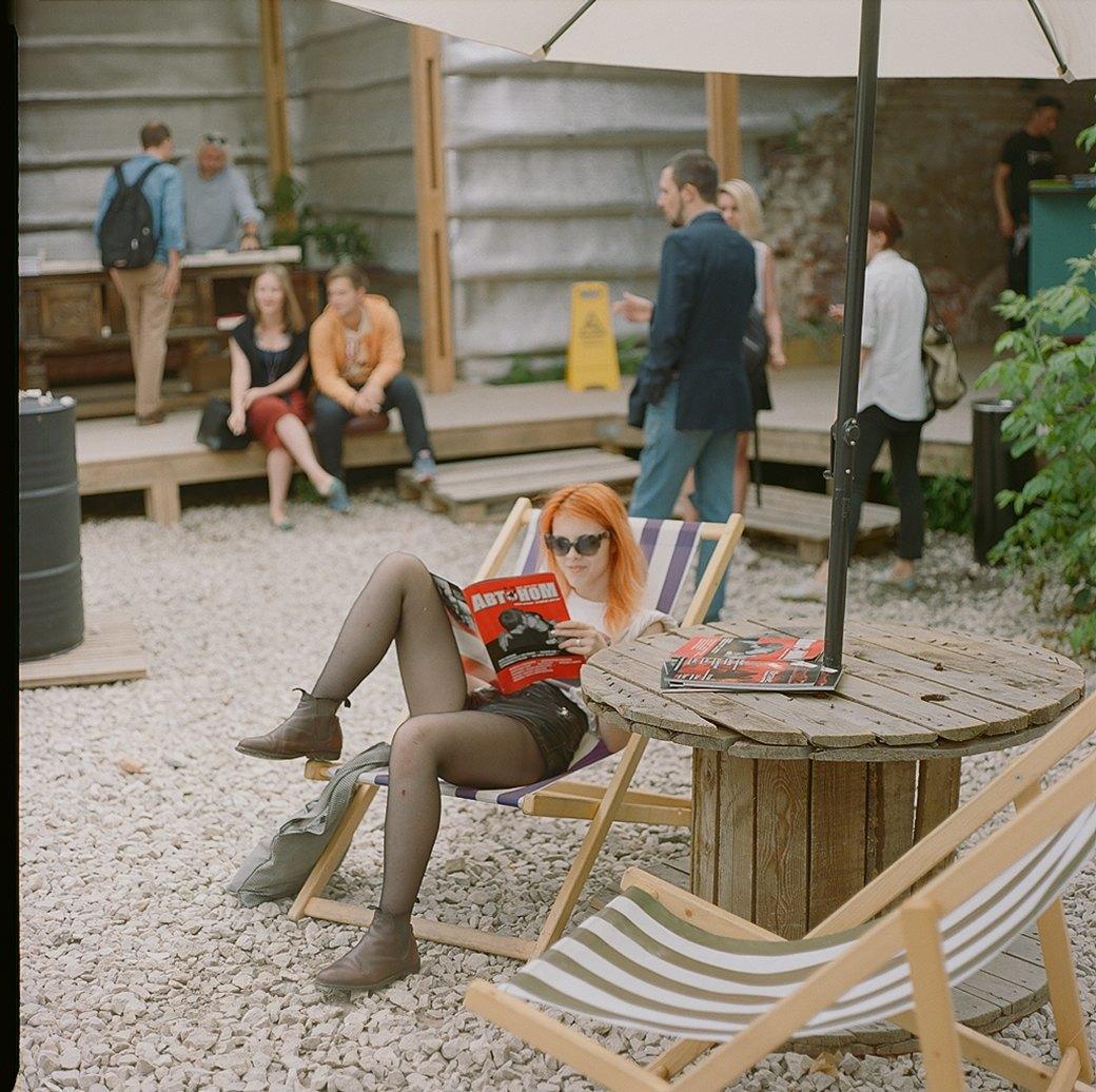 Фотоотчёт с фестиваля DIY-культуры «Горизонталь» . Изображение № 8.