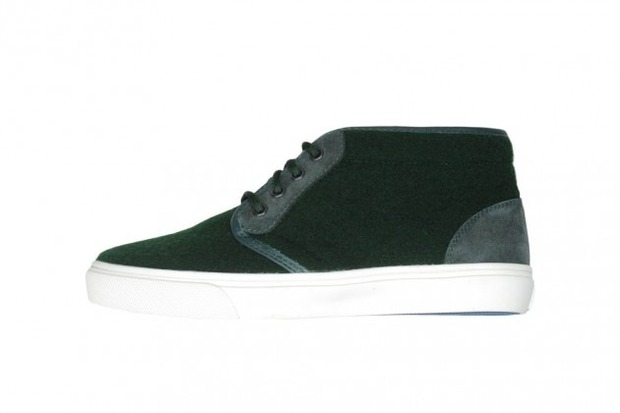 Итальянские марки Stone Island и Diemme представили совместную коллекцию обуви. Изображение № 10.