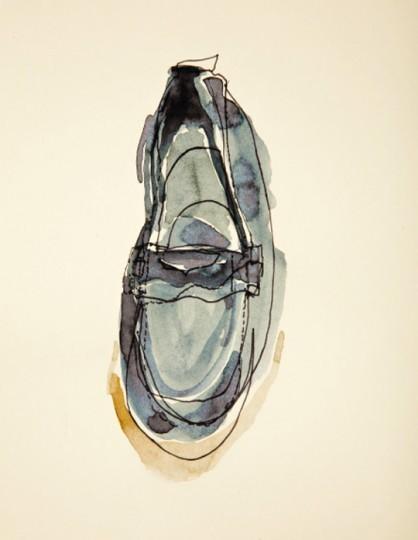 Иллюстрированный лукбук весенней коллекции марки Vans Vault. Изображение № 12.