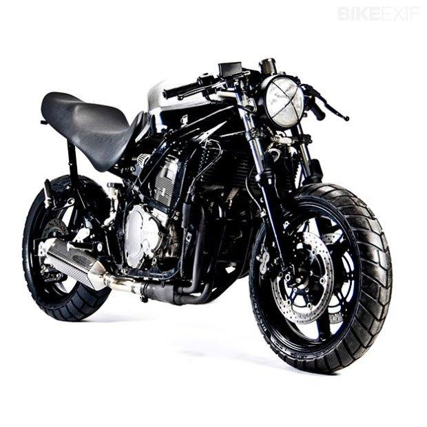 Мастерская Motohangar выпустила новый кастомный мотоцикл на базе Suzuki Katana. Изображение № 2.