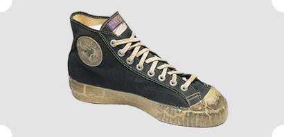 Эволюция баскетбольных кроссовок: От тряпичных кедов Converse до технологичных современных сникеров. Изображение № 7.