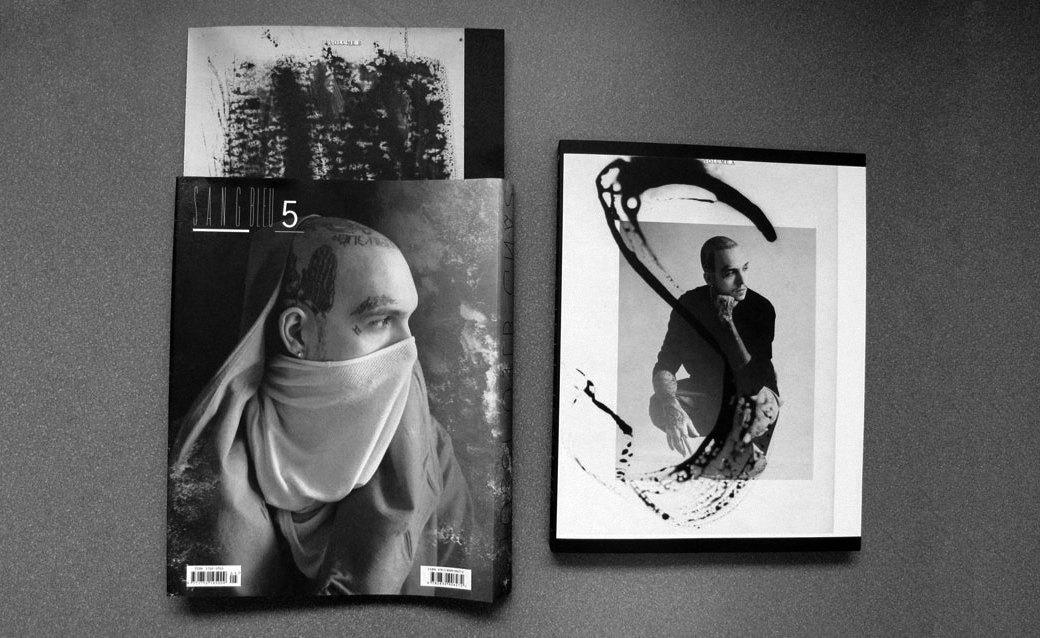 Интервью с Максимом Буши, легендарным татуировщиком и создателем журнала Sang Bleu. Изображение № 2.