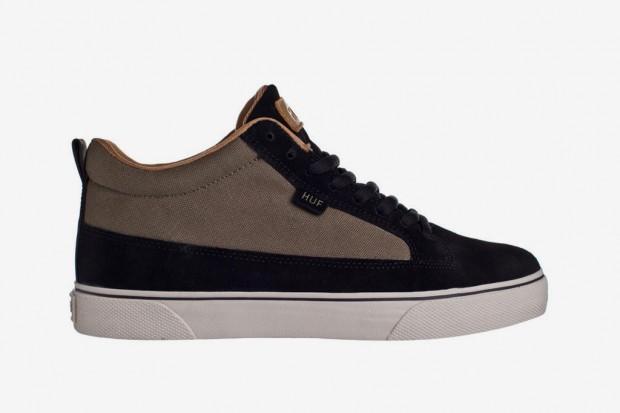 Калифорнийская марка Huf выпустила новый лукбук и весеннюю коллекцию обуви. Изображение № 19.
