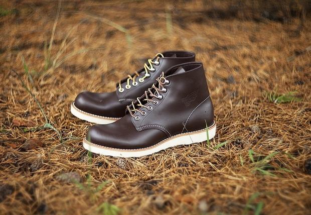 Магазин Brandshop опубликовал лукбук обувной марки Red Wing. Изображение № 7.