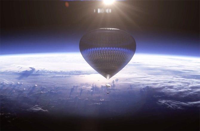 Американская компания предлагает полет в космос за 75 тысяч долларов. Изображение № 5.