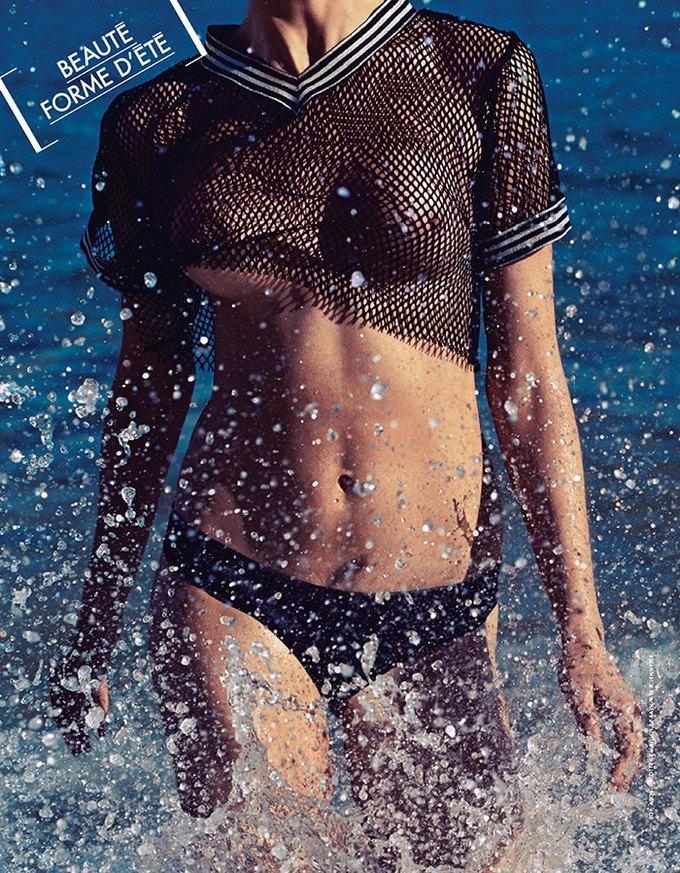 Фотограф Дэвид Бёртон снял модель Юлию Степонавичюте. Изображение № 2.