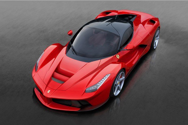 Ferrari представили свой самый быстрый гиперкар. Изображение № 1.