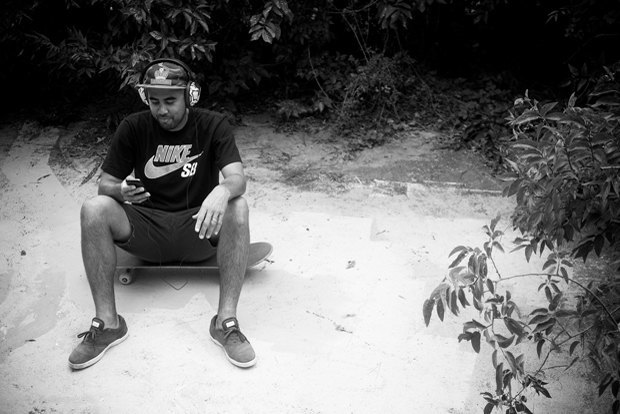 Скейтбордист Эрик Костон и марка Skullcandy выпустили совместную линейку наушников. Изображение № 4.