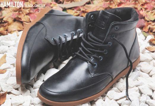 Американская марка Clae выпустила осеннюю коллекцию обуви. Изображение № 7.