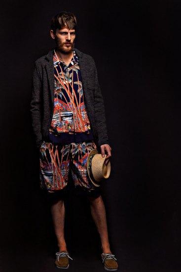 Марка Sophnet выпустила лукбук весенней коллекции одежды. Изображение № 7.