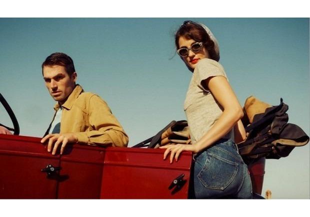 Марка Levi's Vintage Clothing опубликовала лукбук весенней коллекции одежды. Изображение № 22.